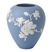 Wedgwood - Magnolia Blossom Large Vase 18cm
