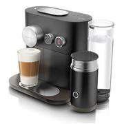 Breville - Nespresso Expert & Milk Coffee Machine Black
