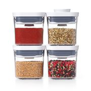OXO - Good Grips Pop 2.0 Mini Container Set 4pce