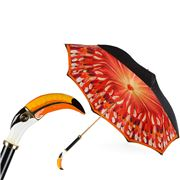 Pasotti - Umbrella Double Cloth Toucan