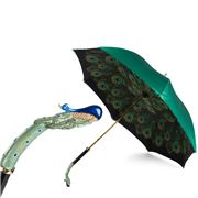 Pasotti - Umbrella Double Cloth Peacock