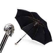 Pasotti - Umbrella Skull Silver