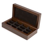 Giobagnara - Jeff Cufflinks Box Smoke