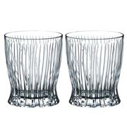 Riedel - Fire Whisky Set 2pce