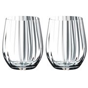 Riedel - Optical O Whisky Set 2pce