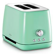 Sunbeam - Marc Newson Two Slot Toaster TA8820 Lucite Green