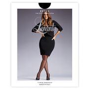 Levante - Extra Fuller Figure Sheer Pantyhose Nero Extra1