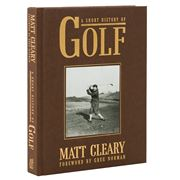 Book - A Short History Of Golf