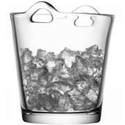 LSA - Champagne Clear Ice Bucket 25cm