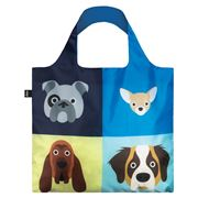 LOQI - Cats & Dogs Collection Dogs Reusable Bag