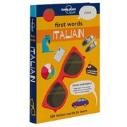Lonely Planet - First Words Italian