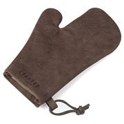 Crafted Leather - Leather Oven Mitt Dark Grey