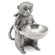 Luxe By Peter's -  Aluminium Monkey 17x18cm