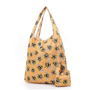 Eco-Chic - Foldaway Shopper Bees Yellow