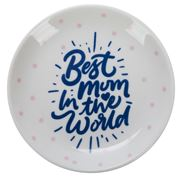 AT -  Best Mum In The World Dish