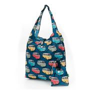 Eco-Chic - Foldaway Shopper Combi Vans Navy