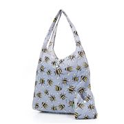 Eco-Chic - Foldaway Shopper Bees Grey