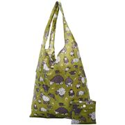 Eco-Chic - Foldaway Shopper Sheep Green