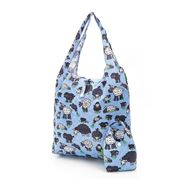Eco-Chic - Foldaway Shopper Sheep Sky Blue
