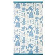 Donna Wilson - Bird & Tree Cream Bath Towel