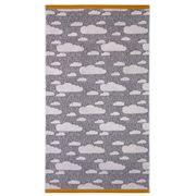 Donna Wilson - Rainy Day Grey Bath Towel