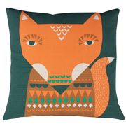 Donna Wilson - Fox Cushion Orange 45x45cm
