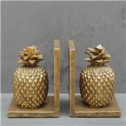 Chehoma - Bookend Golden Pineapples 2pce