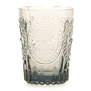 Van Verre - Fleur De Lys Glass Small Grey 200ml