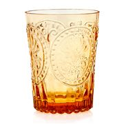 Van Verre - Fleur De Lys Glass Small Amber 200ml