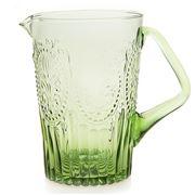 Van Verre - Fleur De Lys Pitcher Green 1.2L