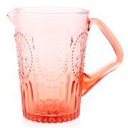 Van Verre - Fleur De Lys Pitcher Pink 1.2L