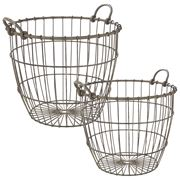 Van Verre - Laundry Basket Set 2pce