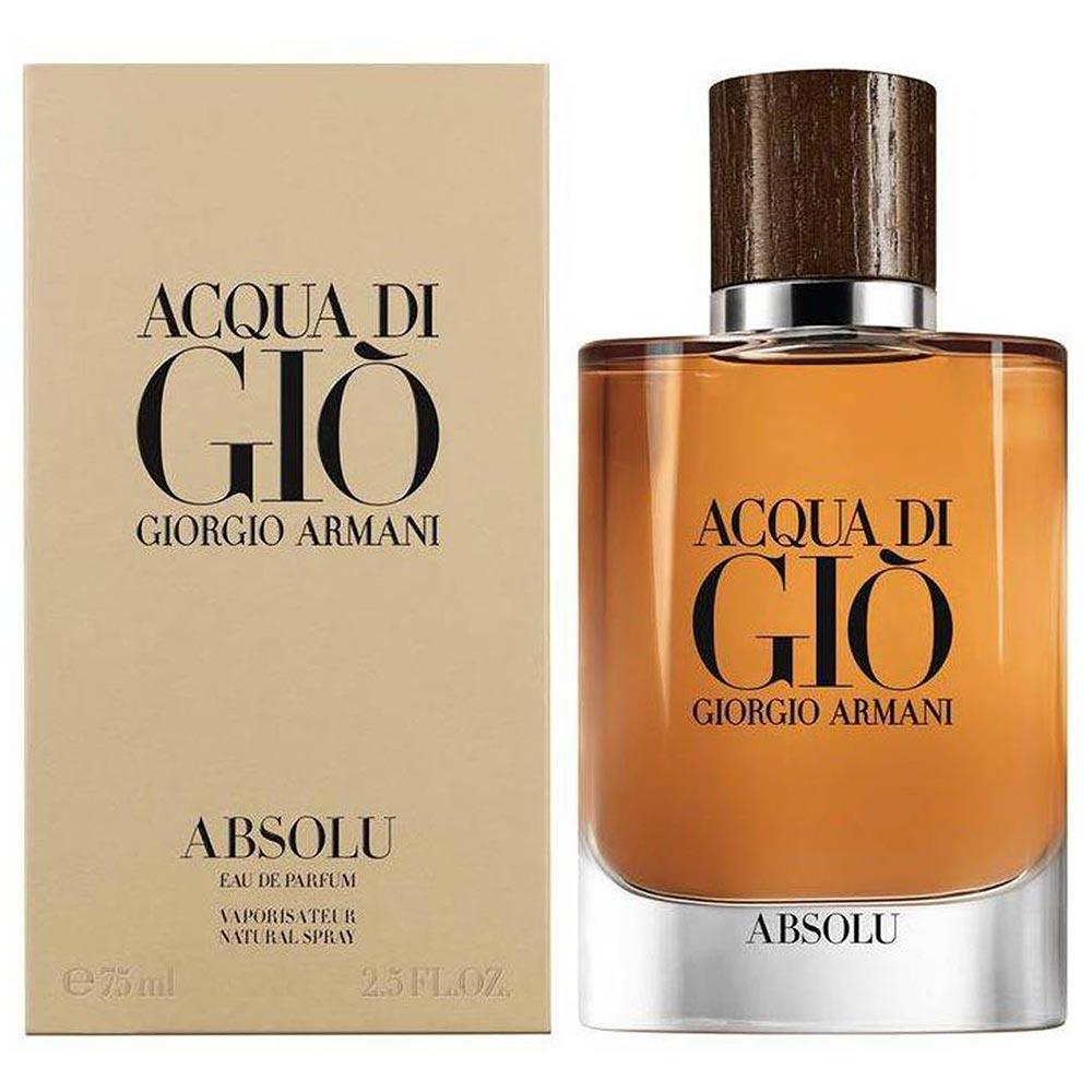 Giorgio Armani - Acqua Di Gio Absolu EDP Spray 75ml  b4dcbd2af6f64