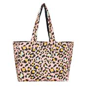 Sun Of A Beach - Poly Bag Pink Leopard