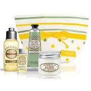 L'Occitane - Limited Edition Almond Discovery Set