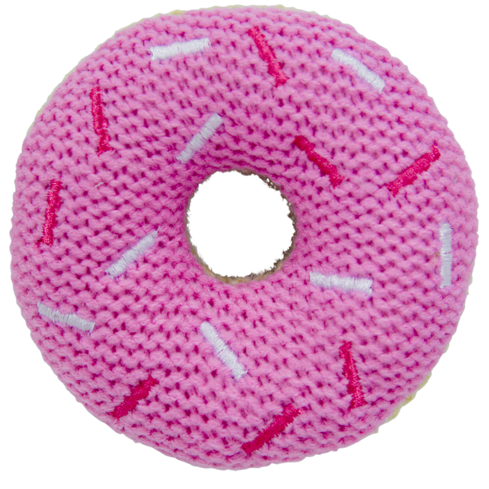 1b3d0983312 AT - Knit Donut Rattle Pink
