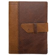 Manufactus - Naples Journal Vintage Cuoio Small