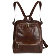 Manufactus - BIGA Leather Backpack Espresso