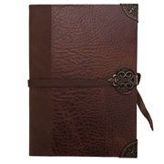 Manufactus - Impero Vintage Journal Dark Brown