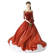 Royal Doulton - Happy Birthday Figurine 2019