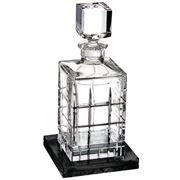 Waterford - Short Stories Cluin Decanter With Marble Base