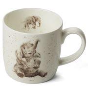 Royal Worcester - Wrendale Designs Role Model Elephant Mug