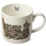 Royal Worcester - Wrendale Designs Three Of A Kind Koala Mug