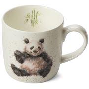 Royal Worcester - Wrendale Designs Bamboozled Panda Mug