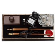 Rubinato - Writing Gift Set Box Black