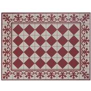 Telki - Liberty Diamonds Placemat Red 35x45cm