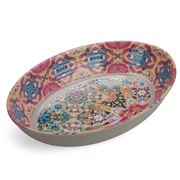 Baci Milano - Decomel Marrakech Oval Serving Bowl