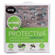 Bambi - Protectiva Stretch Knit W/Proof Pillow Protector Kng
