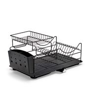 S & P - Sublime Dish Rack Black