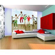1Wall - One Direction Jumping Giant Wallpaper Mural